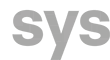 SYS Systems Logo Right Half